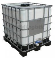 Benzínový čístič kontejner 1000 l