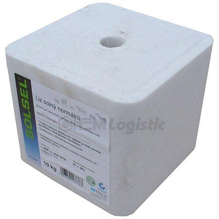 Minerální liz Solsel extra (kostka 10kg)